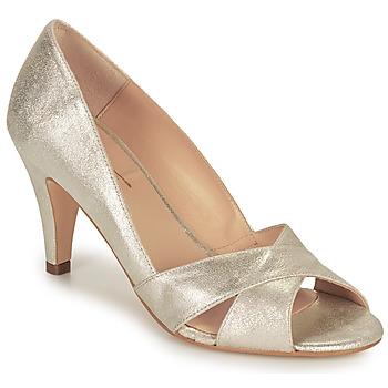 Cipők Női Félcipők Betty London OCHINA Ezüst
