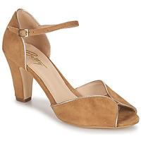 Cipők Női Szandálok / Saruk Betty London ORAD Teve