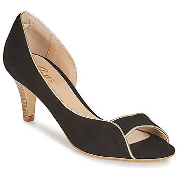 Cipők Női Félcipők Betty London OWAS Fekete