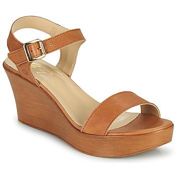Cipők Női Szandálok / Saruk Betty London CHARLOTA Teve