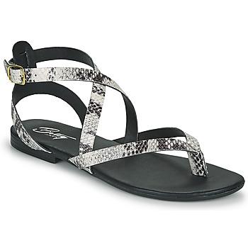 Cipők Női Szandálok / Saruk Betty London OPALACE Szürke