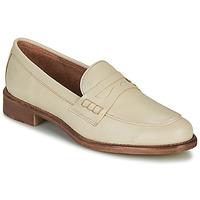 Cipők Női Mokkaszínek Betty London MAGLIT Ekrü