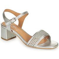 Cipők Női Szandálok / Saruk Betty London OUPETTE Ezüst