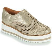 Cipők Női Oxford cipők Betty London OULOUNE Arany