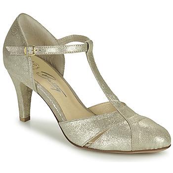 Cipők Női Félcipők Betty London MASETTE Arany