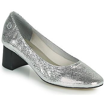 Cipők Női Félcipők Betty London OISILLE Ezüst