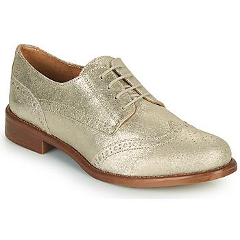 Cipők Női Oxford cipők Betty London CODEUX Arany