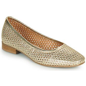 Cipők Női Balerina cipők  Betty London OCARA Arany