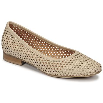 Cipők Női Balerina cipők  Betty London OCARA Ekrü