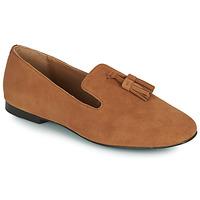 Cipők Női Mokkaszínek Minelli VELICRI Barna