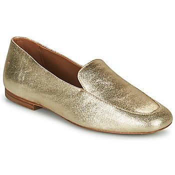 Cipők Női Mokkaszínek Minelli METAPLATIN Arany