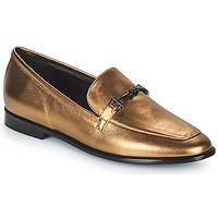 Cipők Női Mokkaszínek Minelli PHARA Bronz