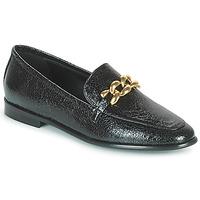 Cipők Női Mokkaszínek Minelli PRITTA Fekete