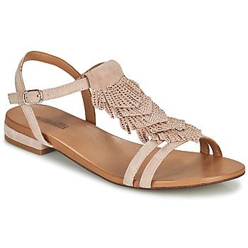 Cipők Női Szandálok / Saruk Minelli DAISY Rózsaszín