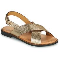 Cipők Női Szandálok / Saruk Minelli DONA Arany