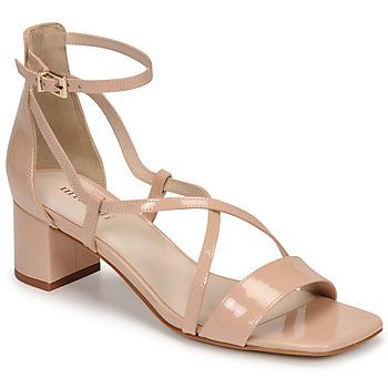 Cipők Női Szandálok / Saruk Minelli HEIDY Rózsaszín