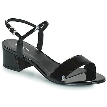Cipők Női Szandálok / Saruk Minelli VERINA Fekete