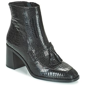 Cipők Női Bokacsizmák Minelli ZYA Fekete