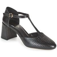Cipők Női Félcipők Minelli GAILIA Fekete