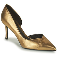 Cipők Női Félcipők Minelli GYLIANE Bronz