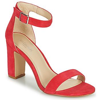 Cipők Női Szandálok / Saruk Minelli FRAMBLISSA Málna