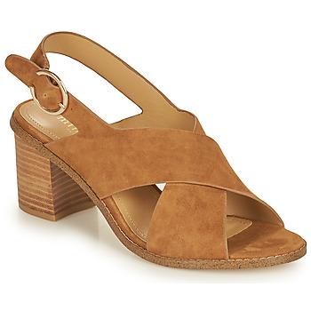 Cipők Női Szandálok / Saruk Minelli CASIMIERA Barna