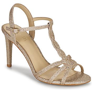 Cipők Női Szandálok / Saruk Minelli CHADA Arany