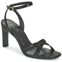 Cipők Női Szandálok / Saruk Minelli THIPHANNIE Fekete