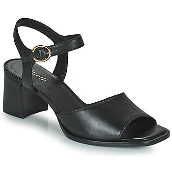Cipők Női Szandálok / Saruk Minelli TURINA Fekete
