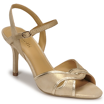 Cipők Női Szandálok / Saruk Minelli PHILOMENE Arany