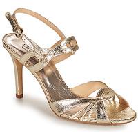 Cipők Női Szandálok / Saruk Minelli TULLYE Arany