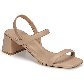 Cipők Női Szandálok / Saruk Minelli TEILYE Bézs