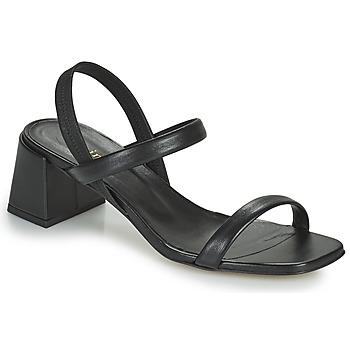 Cipők Női Szandálok / Saruk Minelli TEILYE Fekete