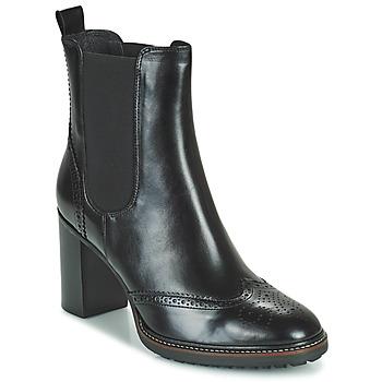 Cipők Női Bokacsizmák Minelli THILDA Fekete