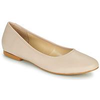 Cipők Női Balerina cipők  So Size JARALUBE Bézs