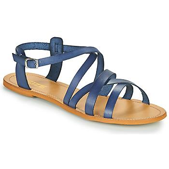 Cipők Női Szandálok / Saruk So Size IDITRON Tengerész