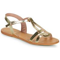 Cipők Női Szandálok / Saruk So Size DURAN Arany