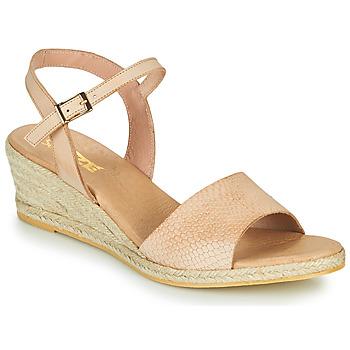 Cipők Női Szandálok / Saruk So Size OTTECA Bézs
