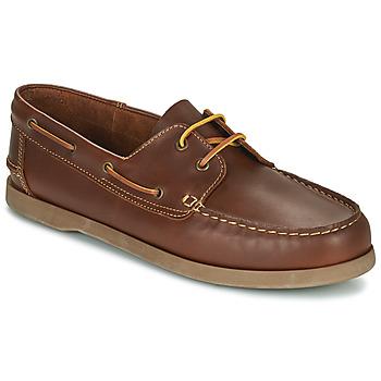 Cipők Férfi Vitorlás cipők So Size MALIK Cserszínű