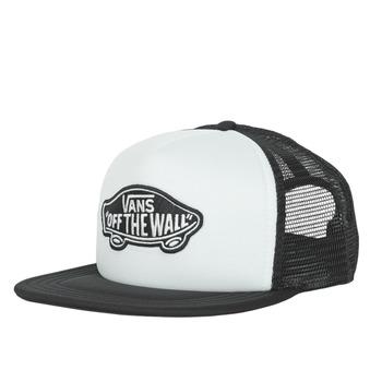 Textil kiegészítők Baseball sapkák Vans CLASSIC PATCH TRUCKER Fehér / Fekete