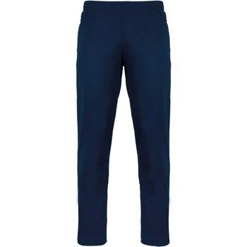 Ruhák Futónadrágok / Melegítők Proact Pantalon de survêtement bleu marine