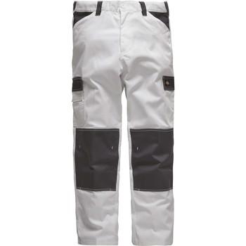 Ruhák Férfi Oldalzsebes nadrágok Dickies Pantalon  Everyday blanc/gris