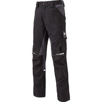 Ruhák Oldalzsebes nadrágok Dickies Pantalon  Gdt Premium noir/gris