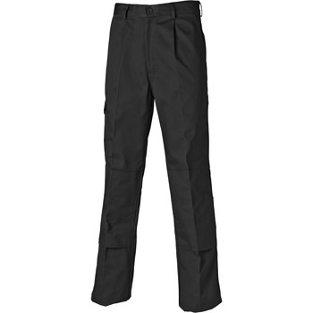 Ruhák Férfi Oldalzsebes nadrágok Dickies Pantalon  Redhawk Super noir