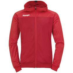 Ruhák Fiú Melegítő kabátok Kempa Veste  Prime Multi rouge vif/rouge