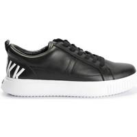 Cipők Női Rövid szárú edzőcipők Bikkembergs  Fekete