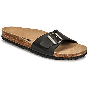 Cipők Női Papucsok So Size OLOHA Fekete