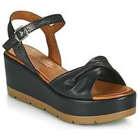 Cipők Női Szandálok / Saruk Café Noir HOLISTA Fekete