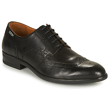 Cipők Férfi Oxford cipők Pikolinos BRISTOL M7J Fekete