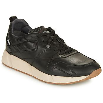 Cipők Férfi Rövid szárú edzőcipők Pikolinos MELIANA M6P Fekete